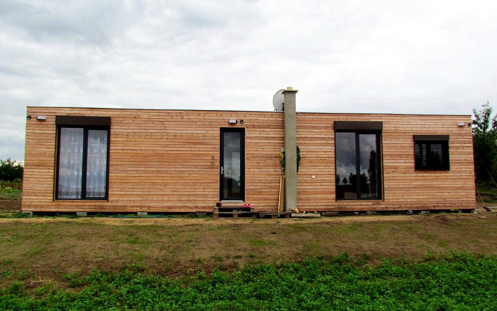 nÍzkoenergetické modulové domy - stylové domy